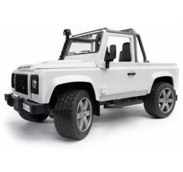 Pick up Land Rover Defender